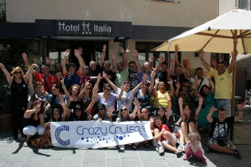 Crazy Cruises al 1°Raduno nazionale