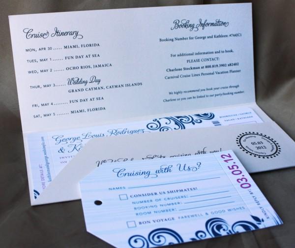 Blue-Swirl-with-Fuchsia-Accents-Cruise-Ticket-Wedding-Invitations-1024x861