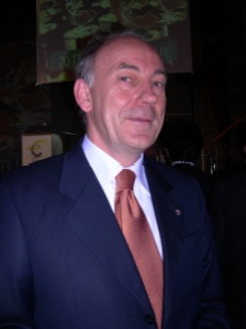Norbert Stiekema, evp sales & marketing Costa Crociere