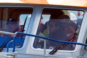 Concordia, Schettino torna a bordo