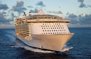 Allure of the Seas di Royal Caribbean farà tappa in Europa nel 2015