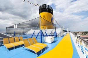 Arriva Costa Fascinosa, la nuova ammiraglia di Costa Crociere
