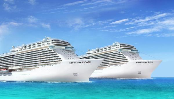 Norwegian-Escape-Norwegian-Bliss-Norwegian-Cruise-Line