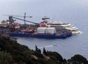 Concordia: Costa ha deciso, sarà demolita a Genova