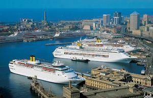 Genova,Stazioni Marittime: flessione del 20% dopo il record dello scorso anno
