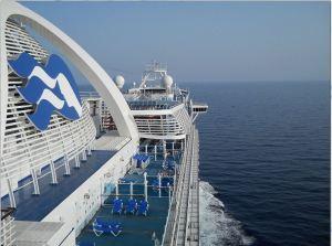 Crown-Princess-Davide-C-Princess-Cruises-Navigazione