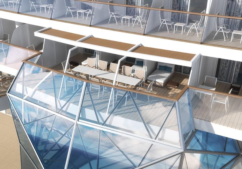 Mein schiff 3 partita la crociera inaugurale crazy for Quali sono le migliori cabine su una nave da crociera