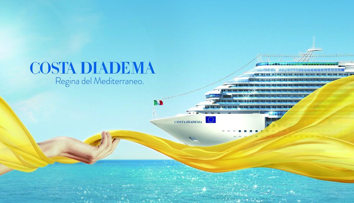 Costa Diadema: la nuova ammiraglia sara' un'oasi per la famiglia