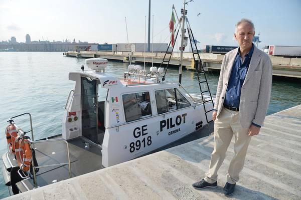 Concordia: il comandande dei Piloti del Porto di Genova