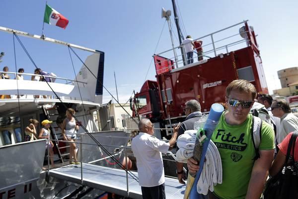 Concordia: Giglio prepara museo multimediale