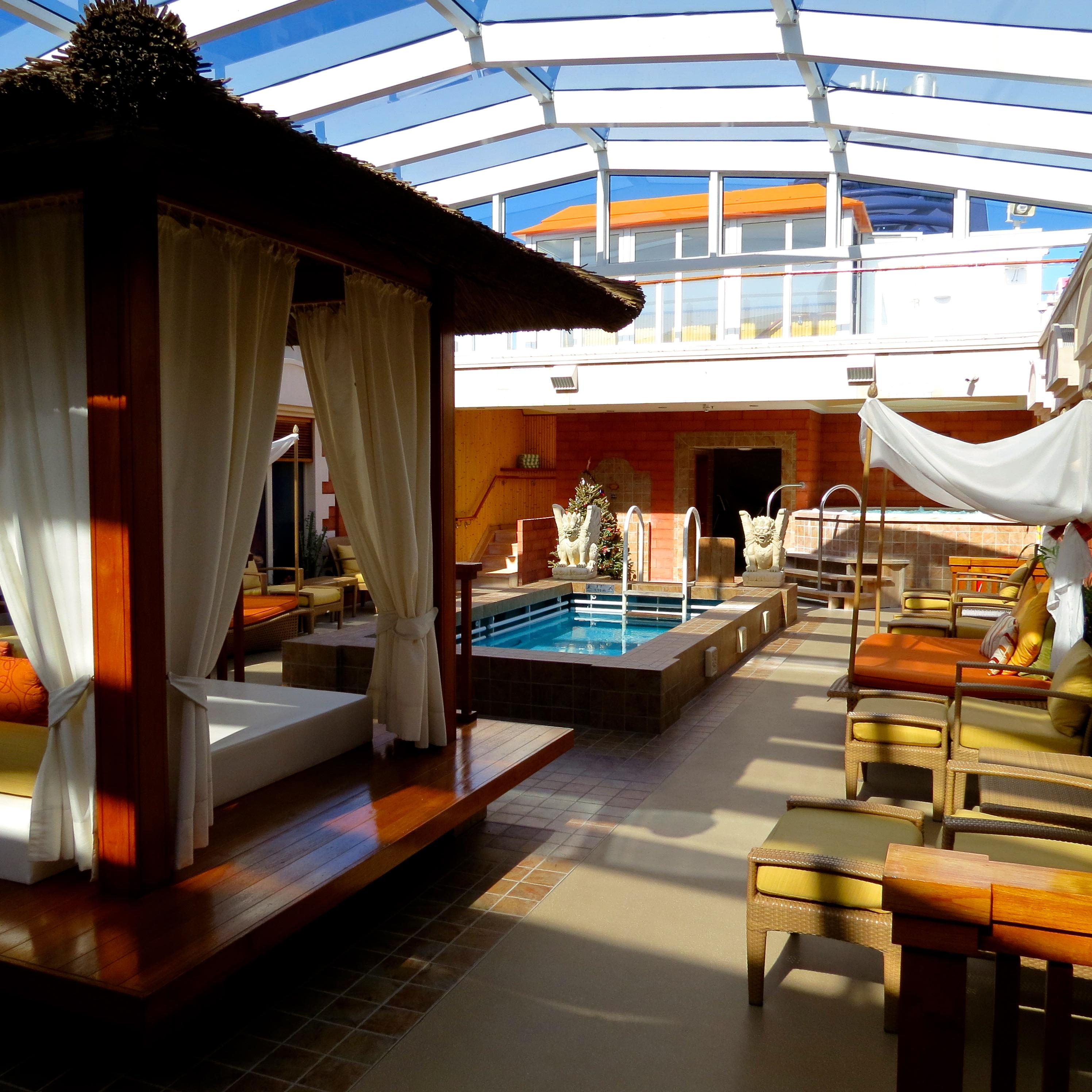 La top 5 delle suite pi lussuose sulle mega navi da for Quali sono le migliori cabine su una nave da crociera