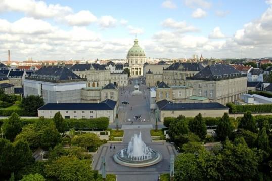 palazzo-reale-di-amalienborg-dall-alto