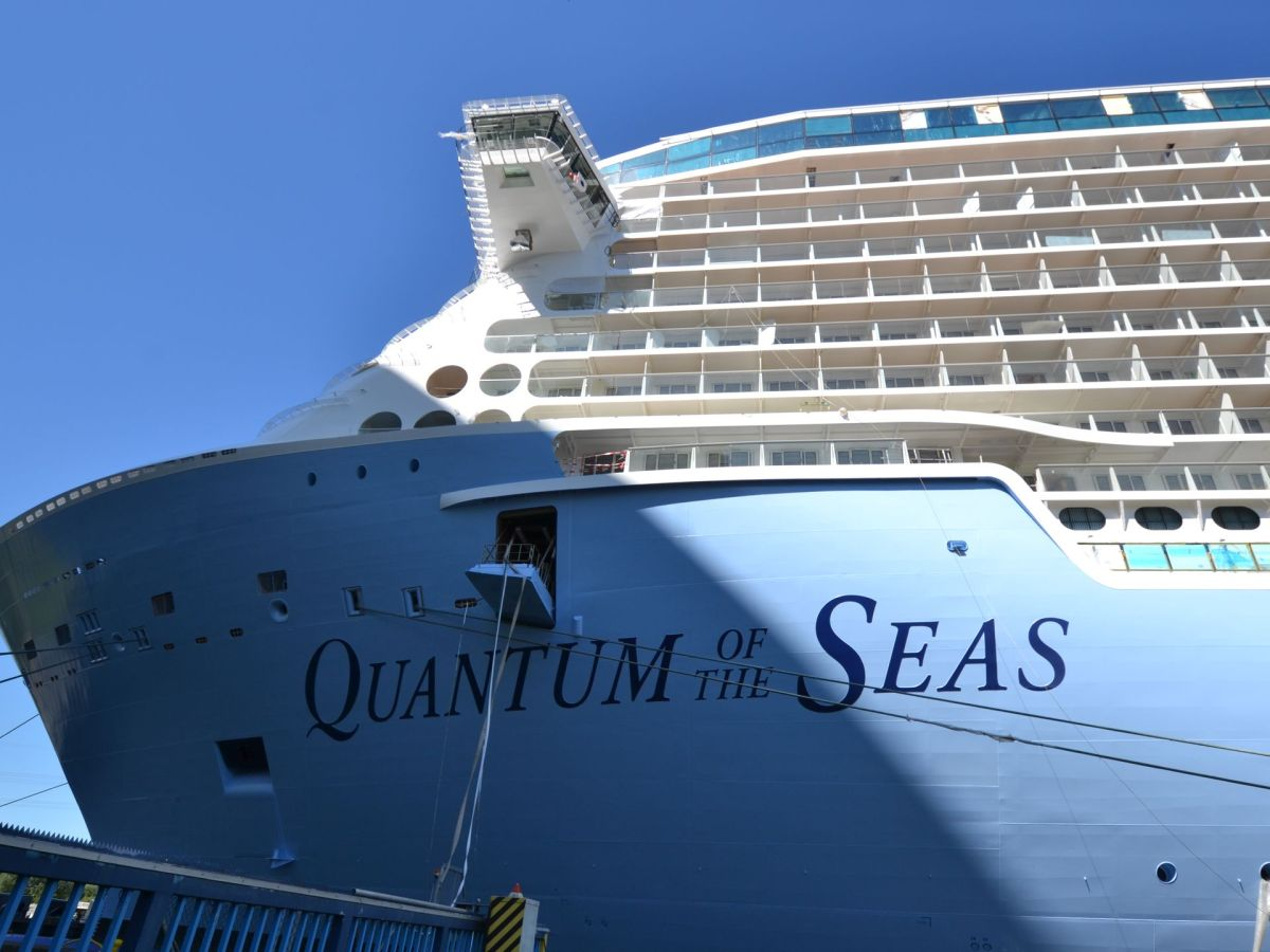 Apex of the Seas o Spectrum of the Seas...Royal Caribbean deposita altri 3 nomi per future navi