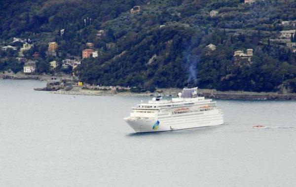 Fabio Piumetti 04/04/2007 Portofino Island Star