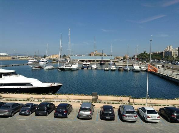 Turismo: il porto di Cagliari