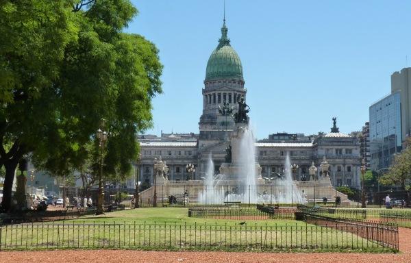 Plaza de Congreso Buenos Aires