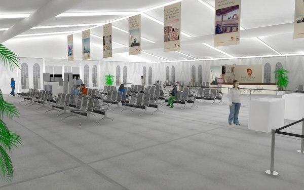 Il nuovo terminal crociere di Port Zayed