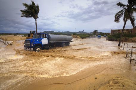 Hurricane Odile in Mexico