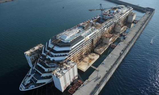 Concordia a Genova