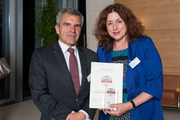 Consegna del German Fairness Prize