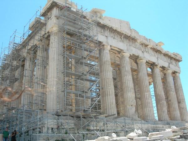 Atene Partenone