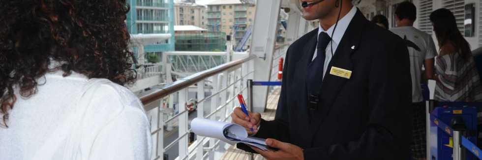 cruise staff Costa Crociere