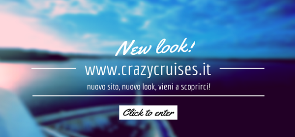 Crazy Cruises si trasferisce