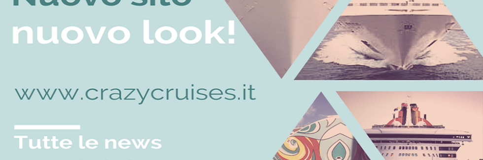 Crazy Cruises il sito